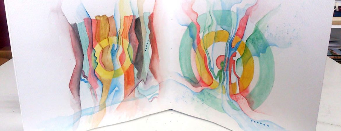 Rosemarie-Jeffers-Palmer.-Last-watercolour-images-We-are-One