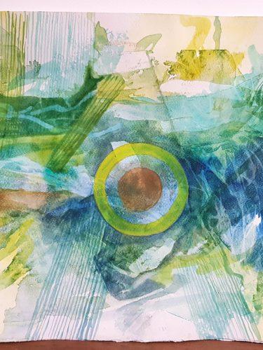 2Landscape watercolour – hosrizontal