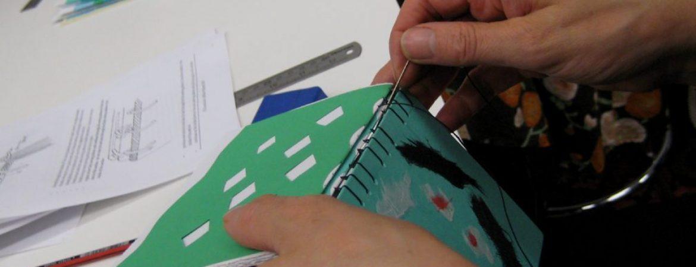 Stitching coptic book jpg